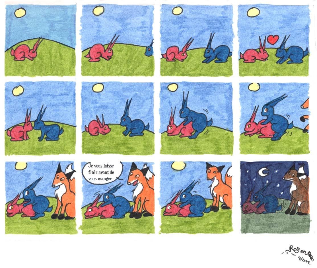 BD de lapins
