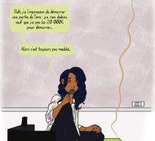 Comic strip : motherlode