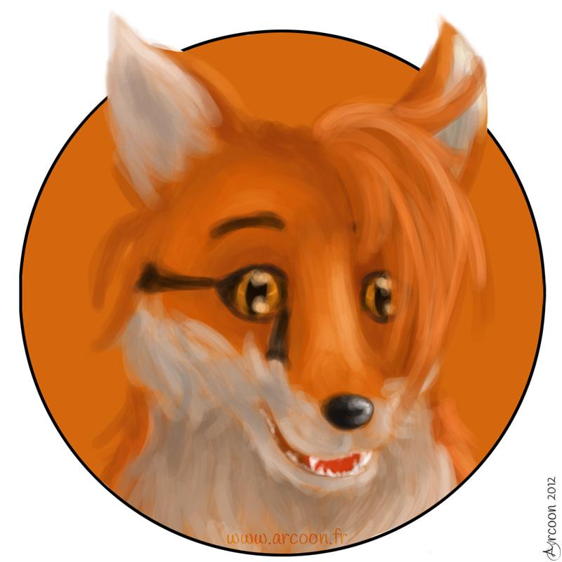 dessin de renard